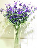 Silk / Plastic Lavender Artificial Flowers