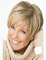 European High Quality Fashion High Quality Synthetic Hair Nylon Hair Blond Wig