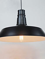 E27 26*18CM Led Loft Style Restoring Ancient Ways Art Studio Industrial Single Head Pendant Lamp