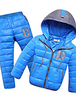 Boy's Cotton / Polyester Down & Cotton Padded / Clothing Set , Winter Long Sleeve
