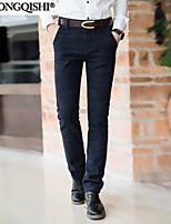 AOLONGQISHI® Men's Suits , Casual Pure Cotton / Linen 899