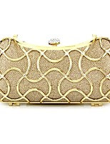 Women's Purse Fashion Vintage Meatal Hollow Out Evening Bag Europe Style Casual Clutch Bag