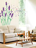 Botanical / Fashion Wall Stickers Plane Wall Stickers , PVC 70cm*50cm
