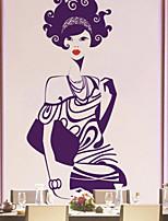 Fashion / Persone Adesivi murali Adesivi aereo da parete , PVC 95m*43cm