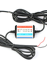DearRoad 12V-24V Exclusive Power Box Hardwire Battery Discharge Prevention for Car DVR Interface Mini USB