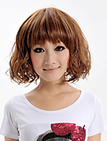 2015 Women Ombre Fashion Natural Wavy Janpanese Heat Resistant Synthetic Hair Wig XY0224 12