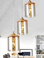 Glass Art small Pendant lamp IKEA Bedroom light