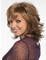 Europe and New High-Quality Fashion Synthetic Hair Wig High Temperature Wire Length