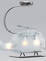 Lustre - Traditionnel/Classique / Vintage / Rétro / Rustique - avec LED - Métal