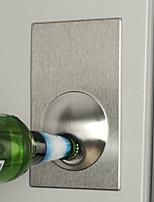 Fridge Magnet Easy Beer Bottle Opener Stainless Steel Refrigerator Openers