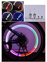 Eclairage de Velo , Autre / Eclairage de bicyclette/Eclairage vélo - 4 ou Plus Mode 90 Lumens Couleurs changeantes AG10 x 3 Batterie