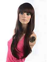 2015 Women Ombre Fashion Natural Wavy Janpanese Heat Resistant Synthetic Hair Wig M16271-2-30 28