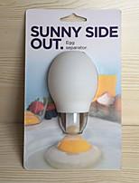 Creative Silicone Egg Separator