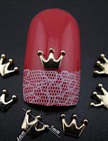 100pcs - Bijoux pour ongles - Doigt - en Adorable - 3*4mm