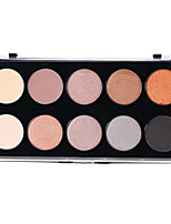 10 Eyeshadow Dry Eyeshadow palette Balm Large