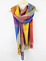 Unisex Cashmere Scarf , Casual
