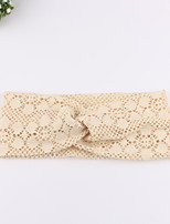 Women's European Style Hollow Out Handmade Headband