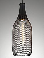 Lampe suspendue - Traditionnel/Classique / Rétro - avec Style mini - Métal