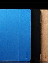 10.6 pulgadas patrón de plegamiento triple de alta calidad de cuero PU para el cubo de i10 (colores surtidos)