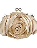 Women's Handbag  Fashion Silk Lace Drape Evening Bag Europe Style Casual All-Match Clutch Bag Mini purse