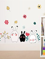 Cartoon Characters To Wall Stickers