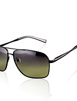 Men 's Polarized Rectangle Sunglasses
