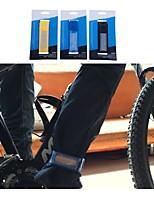 Bridas de Sujeción ( Negro / Azul / Amarillo , sintético ) - Otro -Ciclismo/Bicicleta / Bicicleta de Montaña / Bicicleta de Pista / BMX /