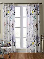 wopages topo prémio shang coleção mão macia sentir 100% ave linho natural cortina painel de cortina lotus um painel