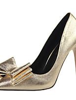 Women's Shoes Stiletto Heel Heels Heels Outdoor Black / Silver / Gold