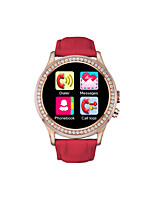 NO.1 Smart Watch with diamond D2, MTK 2502,Support IOS and Android system,1.22