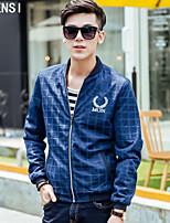 In the autumn of 2015 new originals thin Korean men jacket youth slim jacket fashion