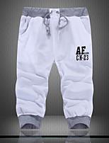 Men's Shorts , Casual Pure Cotton
