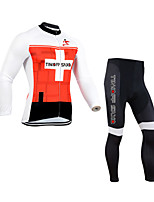 THINKOFF SAXO® Long Sleeve Spring / Summer / Autumn / Winter Cycling Suits TightsWaterproof / Breathable