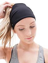 Women's Fashion Stretch Solid Turban Headband Hair Accessories