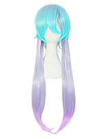 Cosplay Anime Fashion Must Have Festival Long Color Hair Quality Wigs