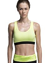 Otros ® Yoga Tops Permeabilidad a la humeda / Materiales Ligeros Eslático Ropa deportiva Yoga / Pilates / Fitness / Running Mujer