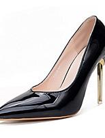 Women's Shoes Stiletto Heel Heels Heels Office & Career / Dress / Casual Black / Red / Beige