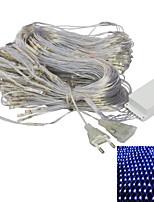 JIAWEN® 2 M 192 DIP LED Warm Wit / Wit / RGB / Blauw Koppelbaar 8 W Verlichtingsslingers AC220 V