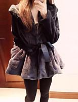 Women's Casual Long Sleeve Coat