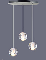 Crystal Glass Chandelier Hail 3B