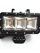 Ourspop GP269 Underwater 30M Waterproof Video Light for Gopro Hero 4/3+/3/2/1/YI Camera/SJ4000 Accessories
