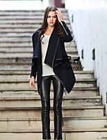 Women's Autumn Winter New Fashion Long Sleeve Loose Plus Size Dust Coat