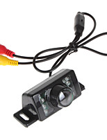 Rear View Camera - Compatibile con qualsiasi modello di auto - CMOS da 1/4 pollici PC1030 - 170 ° - 380 linee tv disponibili
