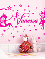 Fashion / People Wall Stickers Plane Wall Stickers , PVC 68.6cm*33cm