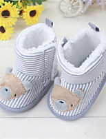 Baby Shoes Outdoor / Casual Leatherette Boots Blue