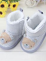 Baby Shoes - Tempo libero / Casual - Stivali - Finta pelle - Blu