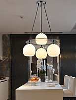 Pendant Lights LED Modern/Contemporary Living Room / Bedroom / Dining Room / Study Room/Office Glass