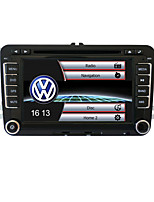 2Din Car DVD GPS Player with Original UI for VW GOLF 5 6 PASSAT CC JETTA TIGUAN TOURANCaddy with CANBUS