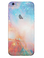 Para iPhone 8 iPhone 8 Plus iPhone 6 iPhone 6 Plus Carcasa Funda Traslúcido Cubierta Trasera Funda Paisaje Suave TPU para iPhone 8 Plus