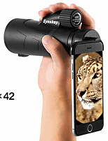 AISIJI Night Vision / Generic / High Definition / Waterproof / Weather Resistant 5x to 9.9x X 42 mm Waterproof